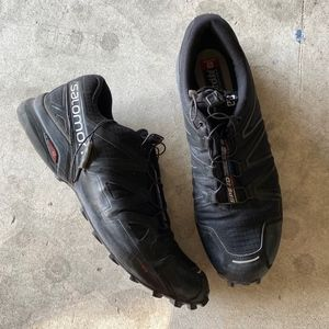 Salomon Speed Cross 4 Trail Hiking Running Shoes